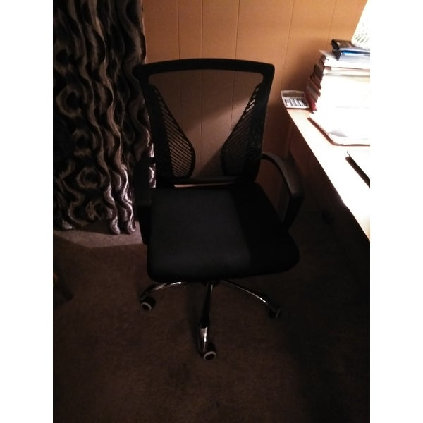 Top Product Reviews For Modern Home Zuna Mid Back Office Chair 21905852 Overstock