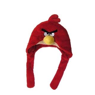 Angry Birds Plush Hat: Red Bird