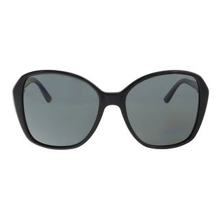 DKNY DY4122 300187 Black Round Sunglasses - 57-17-140