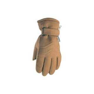 Wells Lamont 1075L Men's Duck Fabric Thinsulate Glove, Large