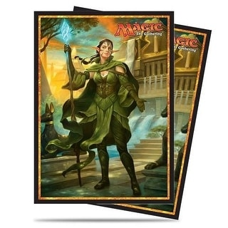Magic The Gathering: Amonkhet - Nissa Deck Protector #3