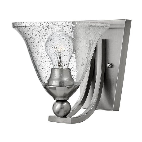 Hinkley Lighting 4650 1-Light Wall Sconce from the Bolla Collection