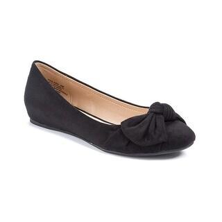 Andrew Geller Philana Women's Flats & Oxfords - Black - 8.5