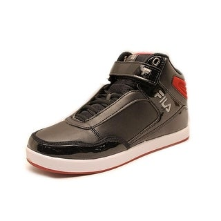 Fila Displace 2 Men Round Toe Synthetic Black Sneakers