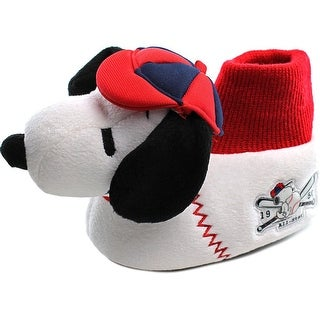Peanuts Snoopy Slippers Round Toe Canvas Slipper