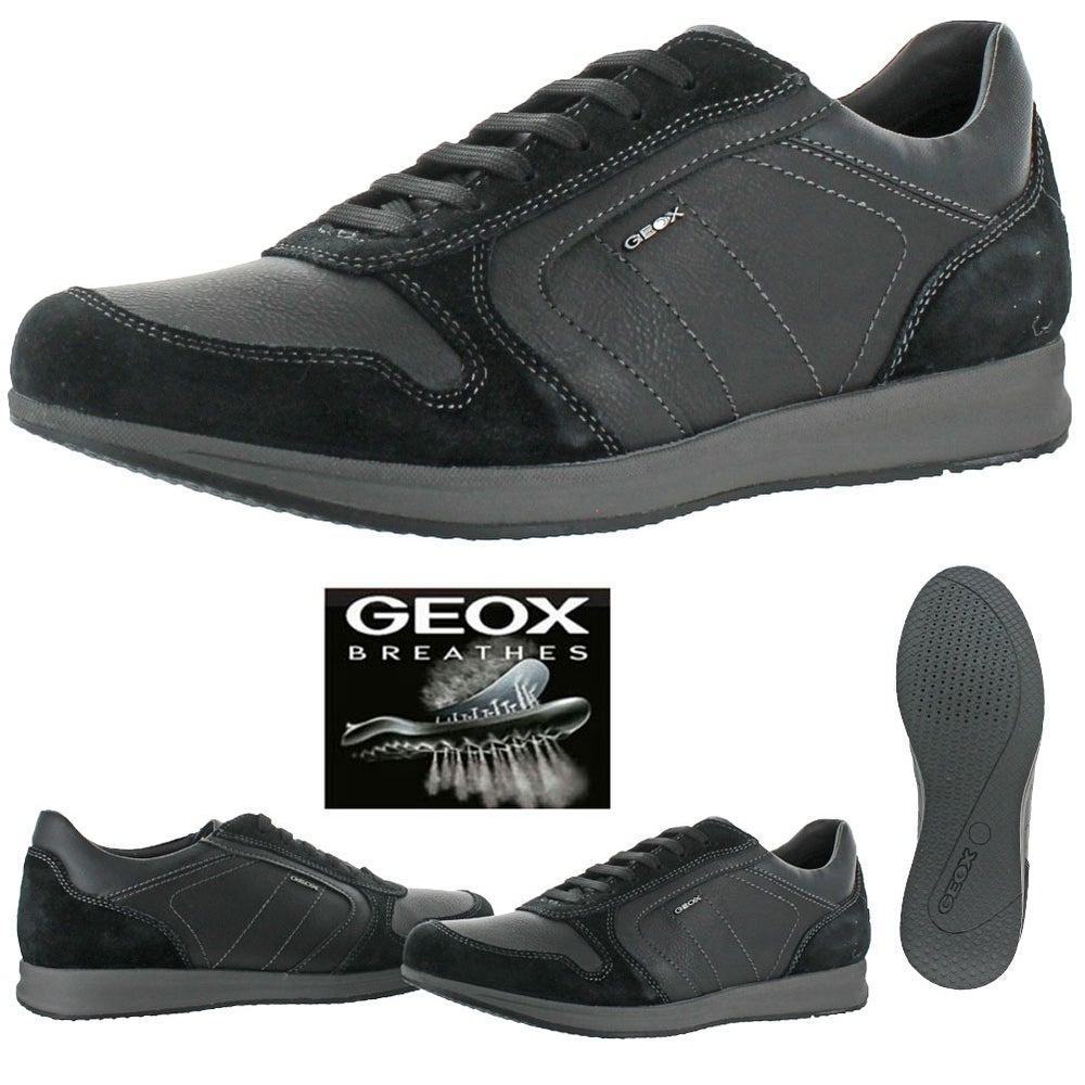 Geox Avery Men's Fashion Casual Shoes Sneakers