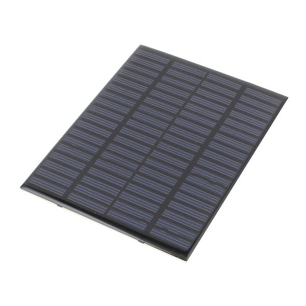 18V 1.5W DIY Polycrystallinesilicon Solar Panel Power Battery Charger 140x110mm