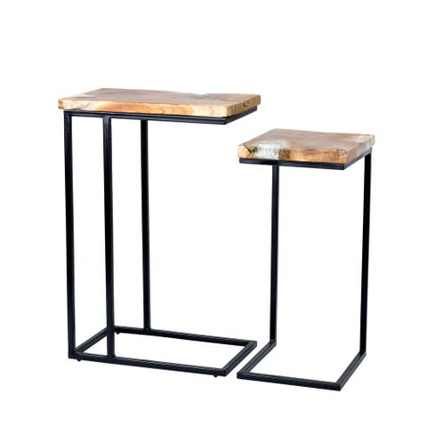 East At Main's Porcia Accent Tables