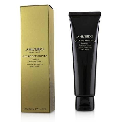 Shiseido Future Solution Lx Extra Rich Cleansing Foam 125Ml/4 7Oz