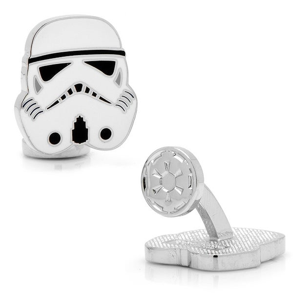 Officially Licensed Star Wars Stormtrooper Storm Trooper Cufflinks