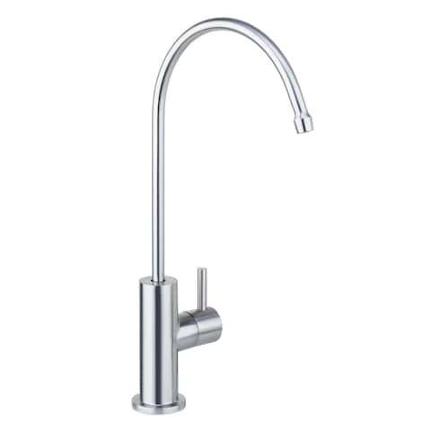 Miseno MWD007 Gemma 1.8 GPM Water Dispenser Faucet with T304 Stainless Steel Construction -