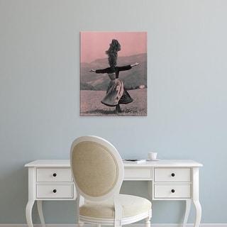 Easy Art Prints Andreas Lie's 'Mindblown' Premium Canvas Art