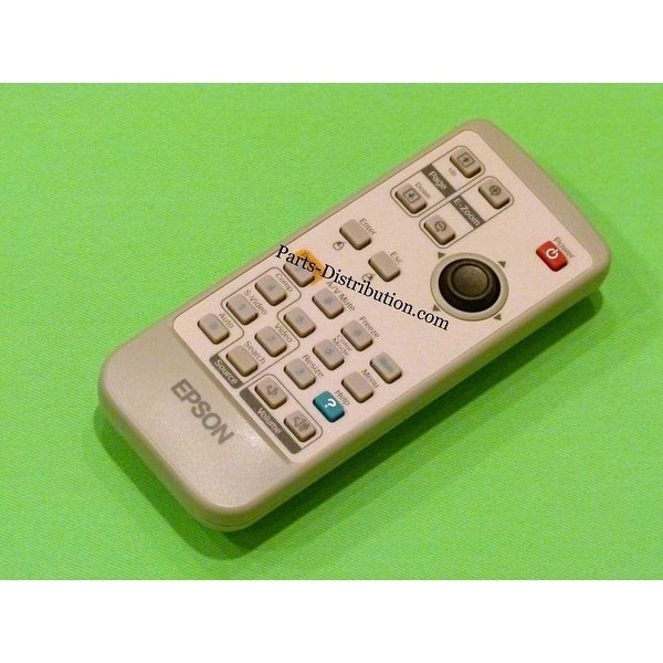 Epson Projector Remote Control: PowerLite 61p, 62c, 81p, 821p, 82c - L@@K