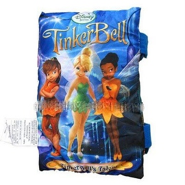 Disney Fairies Tinkerbell's Talent Storybook Pillow