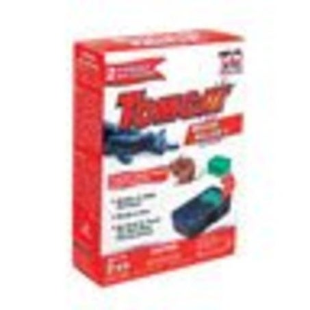 Tomcat 23320 Disposable Mouse Bait Station, Tier 3, 2/Pk