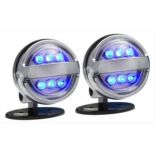 Optronics 15102 Optronics Blue Led Racing Lights