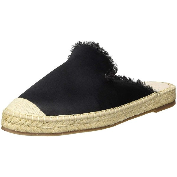 LFL by Lust for Life Womens Irie Fabric Cap Toe Casual Slide Sandals
