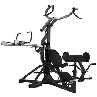 Body-Solid Leverage Powerline Multi Gym System Frame - Black