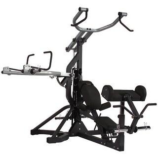 Body-Solid Leverage Powerline Multi Gym System Frame - Black