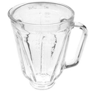 Blendin Round Glass Blender Jar, Fits Hamilton Beach Blenders.