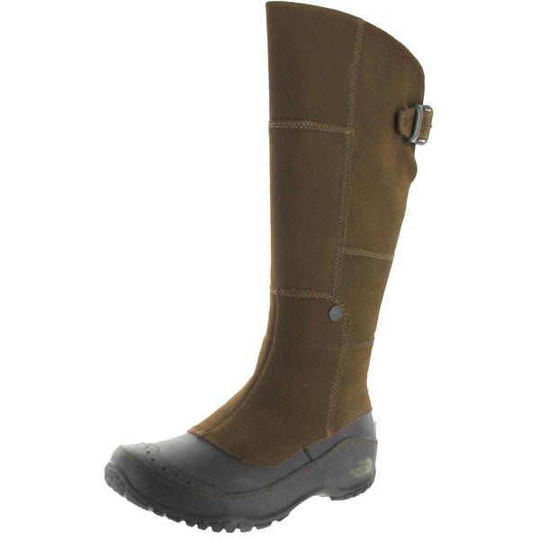 The North Face Womens Anna Purna Knee-High Boots Winter Perforated