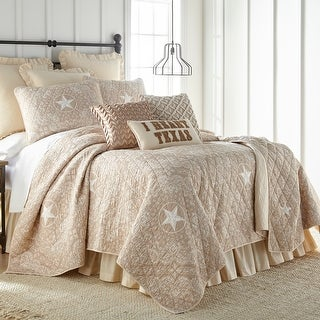 Link to Donna Sharp Texas Brown Bandana Cotton Quilt Set Similar Items in Quilts & Coverlets