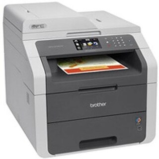 Brother Mfc-9130Cw All-In-One Colour Printer With Scanner, Copier And Fax