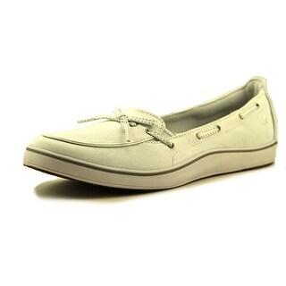 Grasshoppers Windham Moc Toe Canvas Boat Shoe