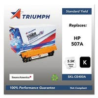 Triumph Remanufactured 507A Toner Cartridge - Black Toner Cartridge