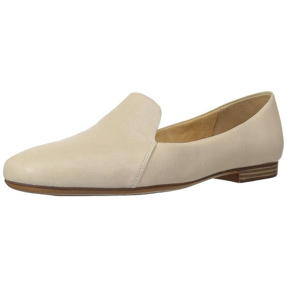 Naturalizer Womens emiline Leather Almond Toe Loafers