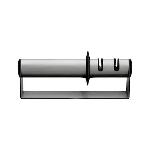 ZWILLING J.A. Henckels TWINSHARP Duo Stainless Steel Handheld Knife Sharpener