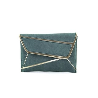 Shiraleah Lolita Women Synthetic Clutch NWT - Green