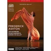Les Patineurs Divertissements Scenes De Ballet [DVD]