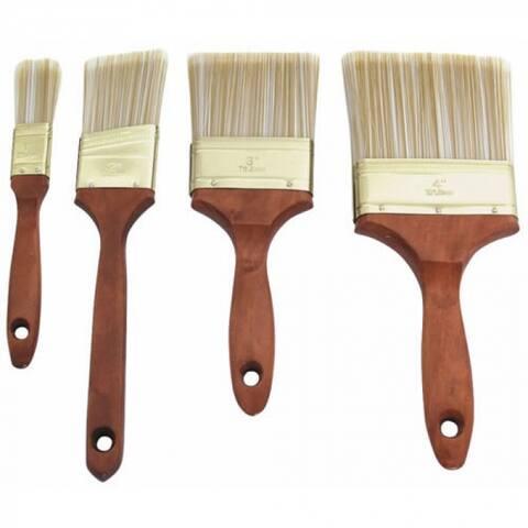 Mintcraft A 22040 Paint Brush Sets, 4-Piece