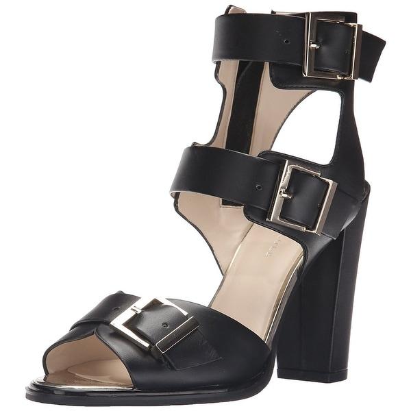 Kenneth Cole New York Women's Shena Chunky Heel Dress Sandal