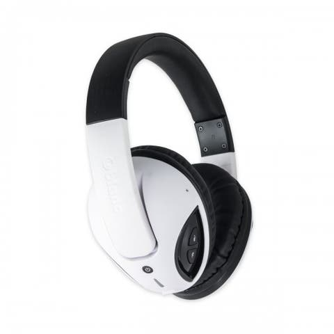 Cobra200BT NC1 Bluetooth v2.1+EDR Class 2 Wireless Stereo Headphone with Built-in Mic, Compatible with Smartphones & Tablets