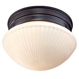 "Savoy House 6-403-9 Flush Mount 2 Light 9"" Wide Flush Mount Ceiling Fixture"