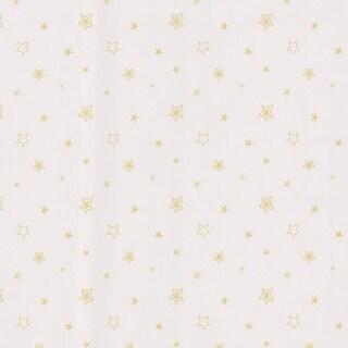Brewster 443-90541 Merlin Yellow Stars Wallpaper
