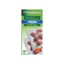 Food Saver Qt Foodsaver Freezer Bag