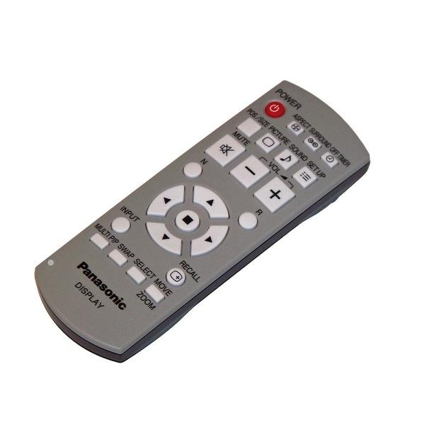 OEM Panasonic Remote Control: TH37PR11UH, TH-37PR11UH, TH37PR11UK, TH-37PR11UK, TH42PH11UK, TH-42PH11UK