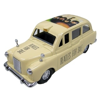 The Beatles Famous Covers Diecast 1:36 Scale Taxi: Beatles For Sale