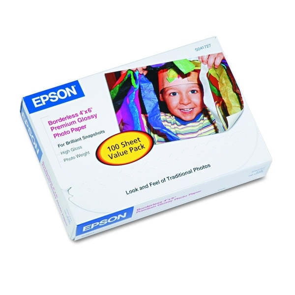 Epson - Open Printers And Ink - S041727