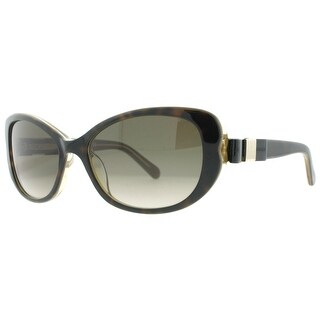 KATE SPADE Cat eye CHANDRA/S Women's X54 Y6 Havana Brown Gray Gradient Sunglasses - 53mm-17mm-135mm