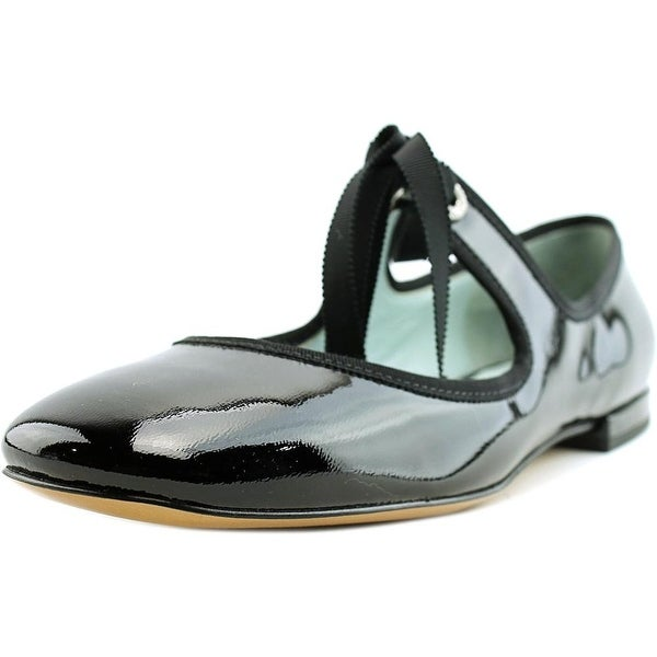 Marc Jacobs Lisa Round Toe Patent Leather Mary Janes