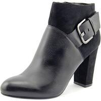 Bar III Womens Nimble Suede Closed Toe Ankle Fashion Boots