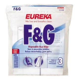 Eureka 52320B Vacuum Cleaner Bag