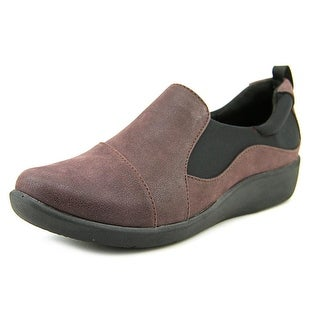 Clarks Sillian Paz Women Round Toe Leather Loafer