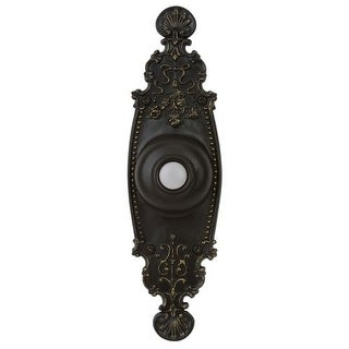 Craftmade PB3035 Surface Mount Designer Pushbutton from the Designer Surface Collection