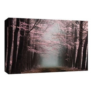 "PTM Images 9-148252  PTM Canvas Collection 8"" x 10"" - ""Listen"" Giclee Forests Art Print on Canvas"