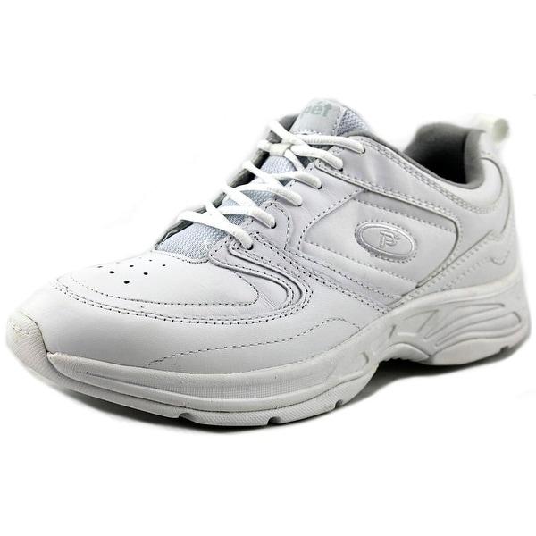 Propet Eden Women White Walking Shoes